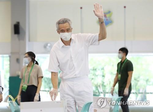 [2보] 싱가포르 총선 여당 승리 전망…야당도 최고 성적 예상