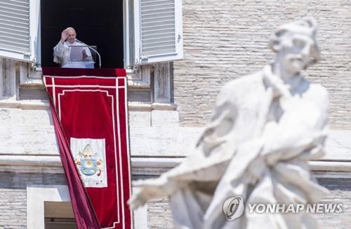 """교황, 터키 성소피아 박물관의 모스크 전환 결정에 """"깊은 슬픔"""""""