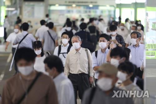 """""""일본 국민 48%, 코로나 재확산 막기 위해 긴급사태 선포해야"""""""