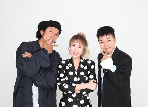1990년대 향수 소환한 '싹쓰리', 음원차트 정상 싹쓸이(종합)