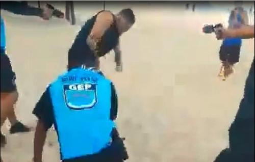 브라질 '마스크 의무화' 마찰 잇따라…단속에 전기충격총도 사용