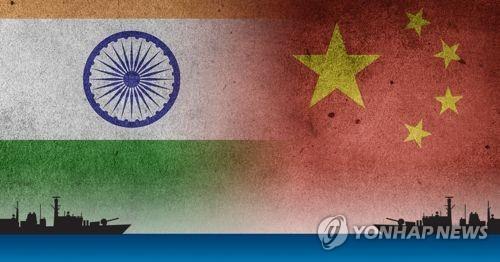 인도, 중국 국경 인근에 군병력 3만5천명 추가 배치 추진