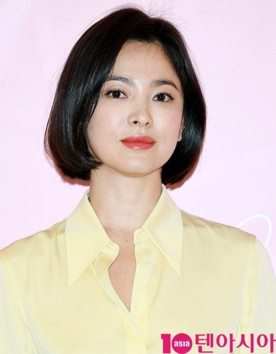 배우 송혜교 / 사진=텐아시아DB