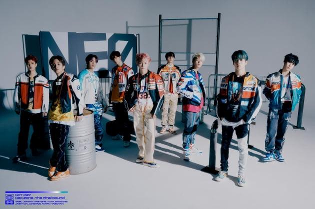 그룹 NCT 127 / 사진제공=SM엔터테인먼트
