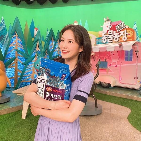 장예원 SBS 아나운서./ 사진=인스타그램
