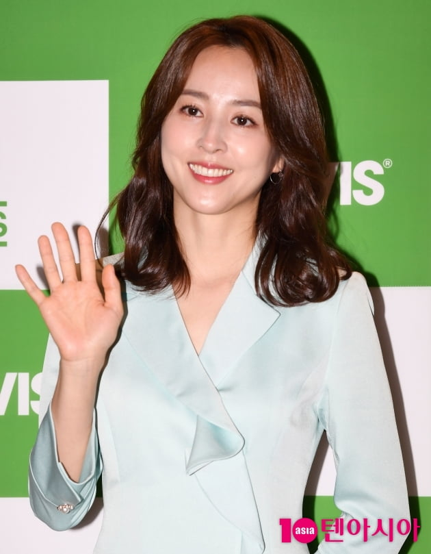 [TEN 포토] 한혜진 '아름다운 미소'