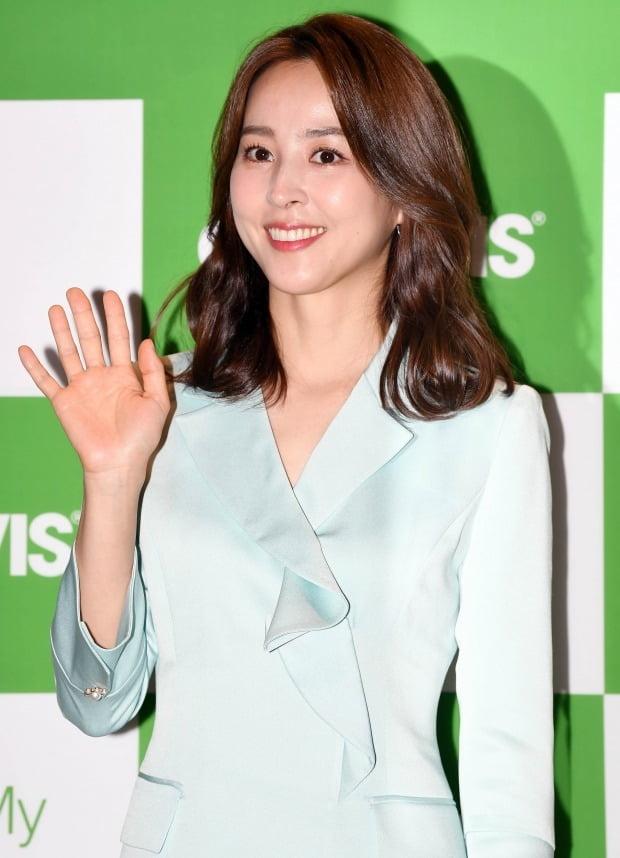 [TEN 포토] 한혜진 '美친 비주얼'