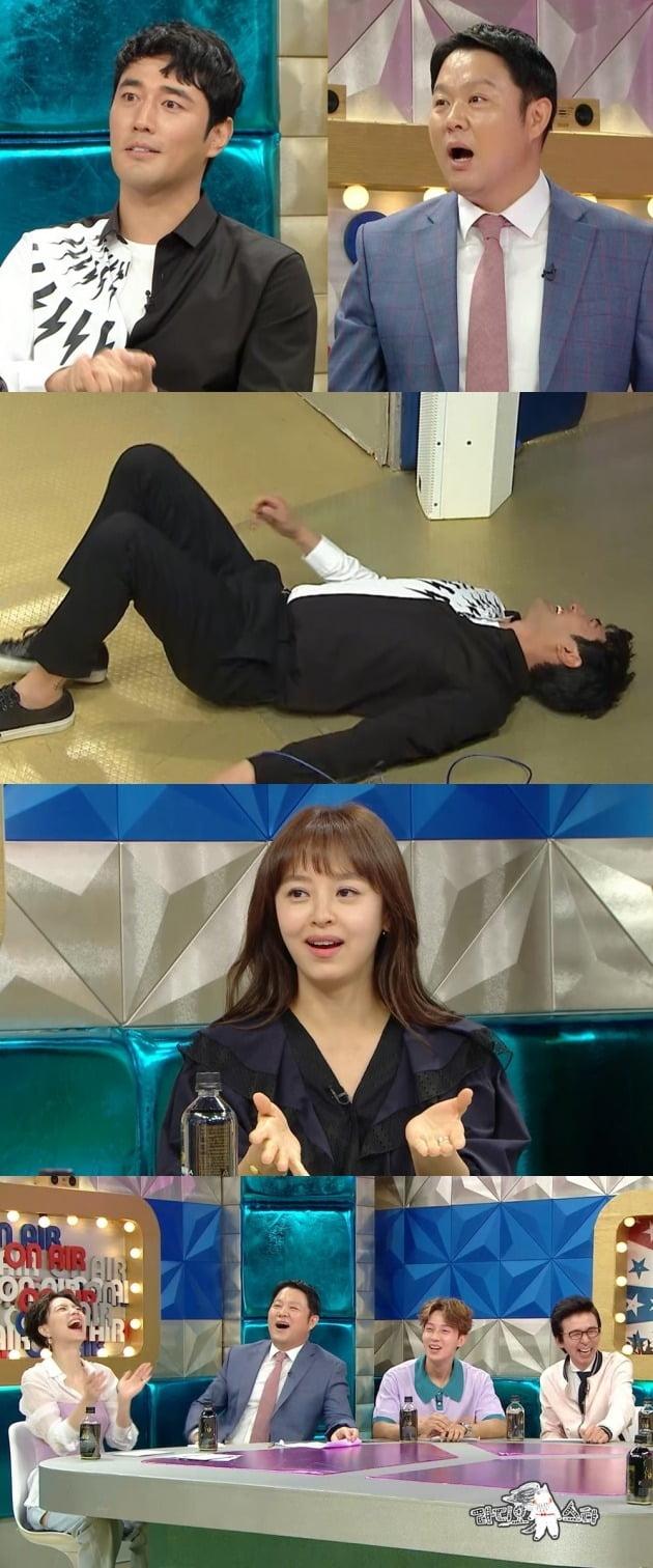 '라디오스타' 토크 싹쓸이 특집에 강성연, 조한선, 김수찬, 이영지가 출연한다. / 사진제공=MBC