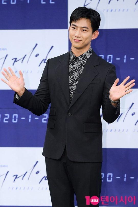 그룹 2PM의 옥태연. /텐아시아DB