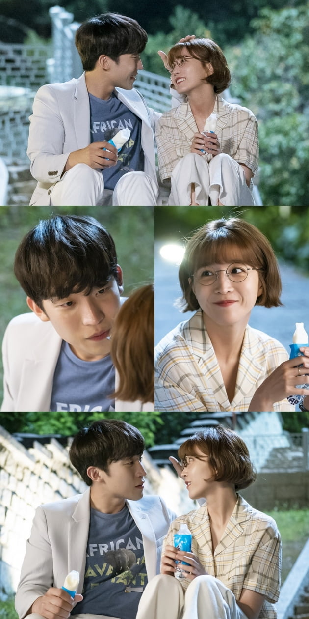 '한 번 다녀 왔습니다' 이초희X이상이 스틸컷/ 사진=KBS2 제공