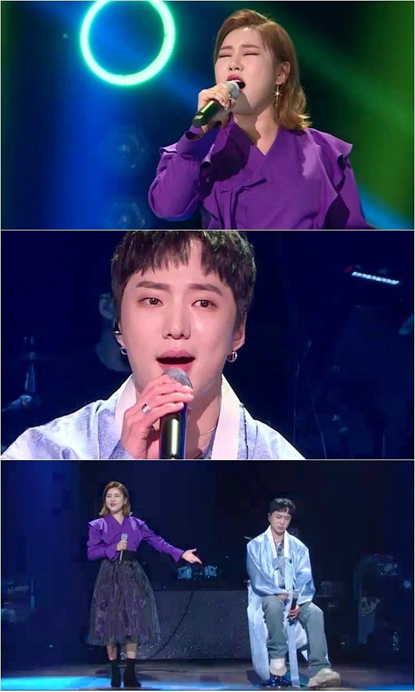 KBS 2TV 예능 '악(樂)인전' 스틸컷. /사진제공=KBS