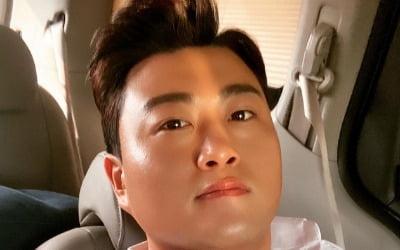 """""""섹시하기까지""""…김호중, 깜짝 놀란 비주얼"""