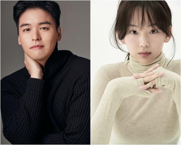 배우 이장우(왼쪽), 진기주/ 사진=후너스엔터테인먼트, 에프엘이엔티 제공