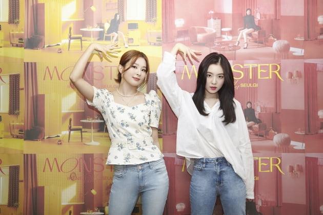 그룹 레드벨벳-아이린&슬기  / 사진제공=SM엔터테인먼트
