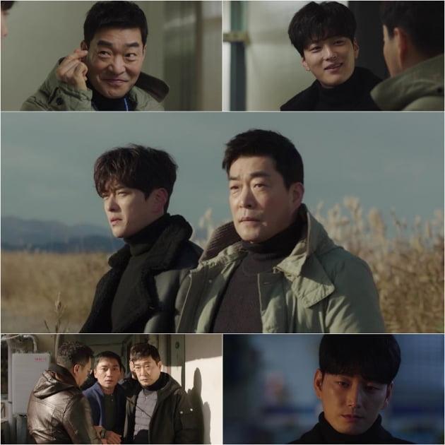 '모범형사' 1회/ 사진=JTBC 제공