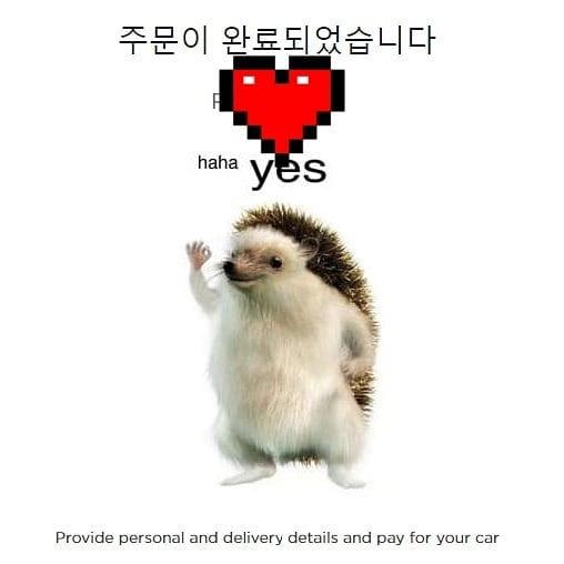 서유리, 유아인과 같은 차?…1억 2천 '테슬라' 구입 완료