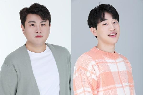 가수 김호중(왼쪽)과 안성훈/ 사진=SBS 제공