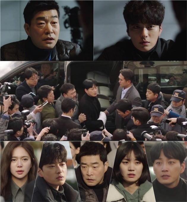 사진= JTBC '모범형사' 방송 화면.