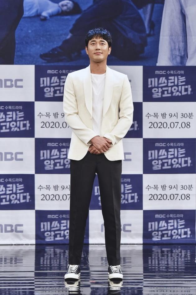 배우 조한선./사진제공=MBC