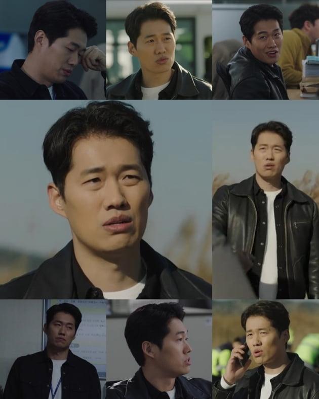 '모범형사' 차래형 / 사진 = JTBC 영상 캡처
