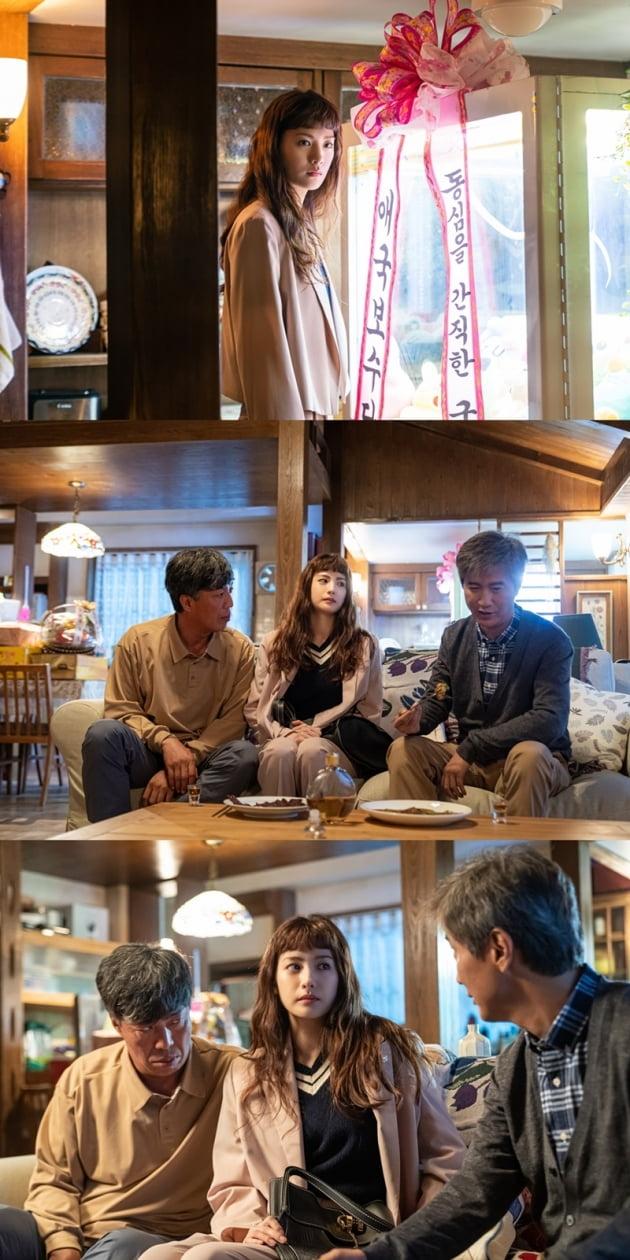 '출사표' 나나 안길강 안내상 / 사진 = 셀트리온엔터테인먼트, 프레임미디어 제공