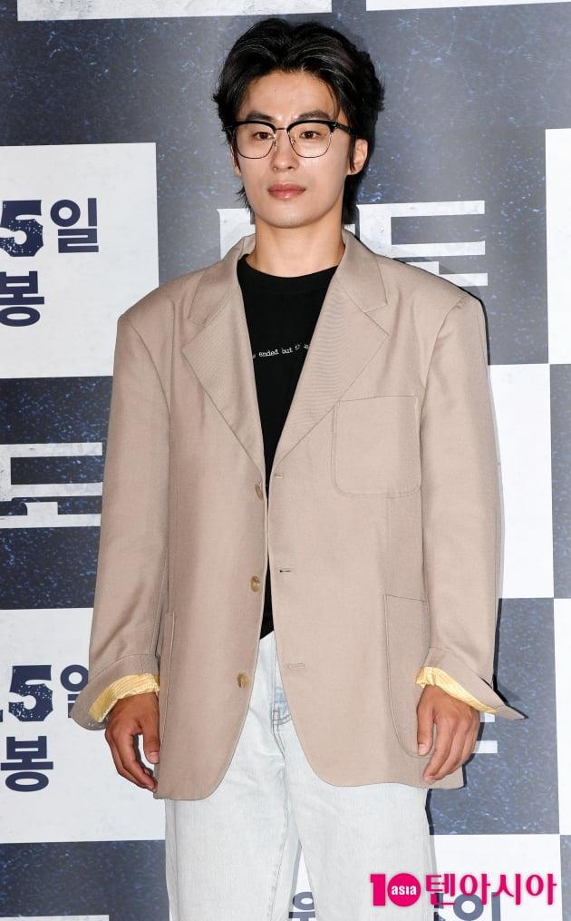 [TEN 포토] '반도' 구교환 '훈훈한 비주얼'