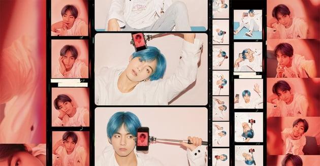 그룹 방탄소년단(BTS)의 뷔 / 사진제공=빅히트엔터테인먼트