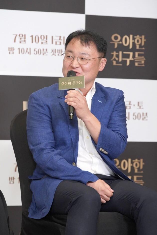 송현욱 감독./사진제공=JTBC