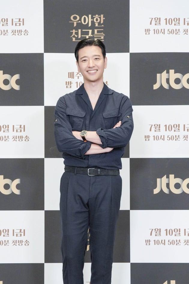 배우 배수빈./사진제공=JTBC