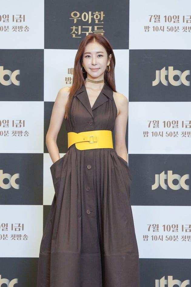 배우 한다감./사진제공=JTBC