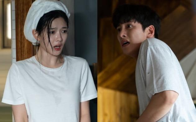 '편의점 샛별이' 지창욱-김유정 한집살이 시작 '비명 난무'
