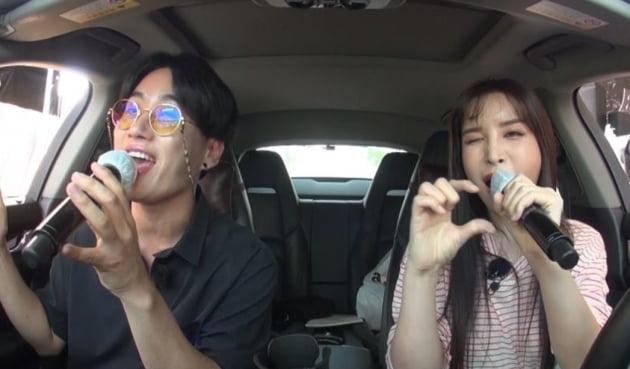 """'드루와' 하리수, 클릭비 하현곤과 특별한 인연 """"소문내는 거 좋아해서"""""""