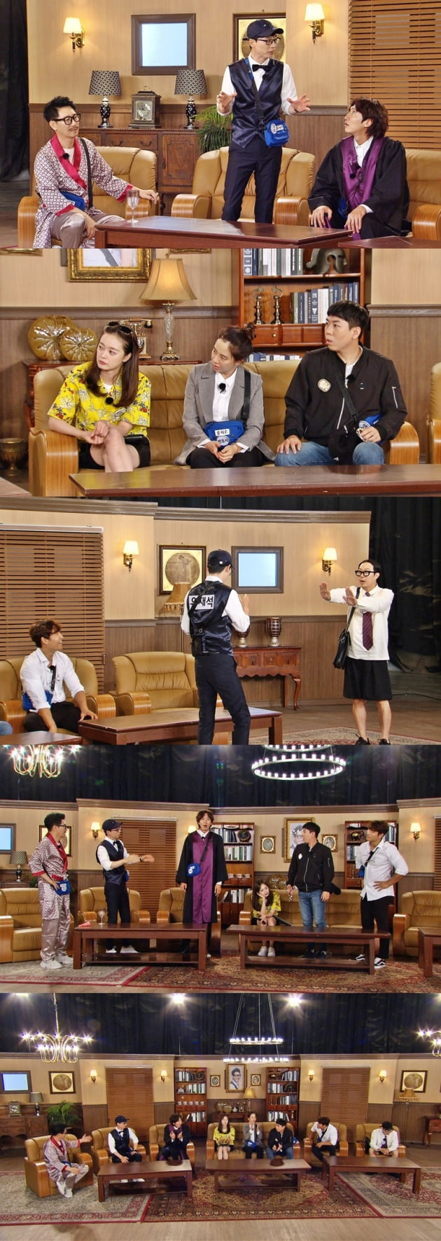 '런닝맨' 10주년 특집 / 사진 = SBS 제공