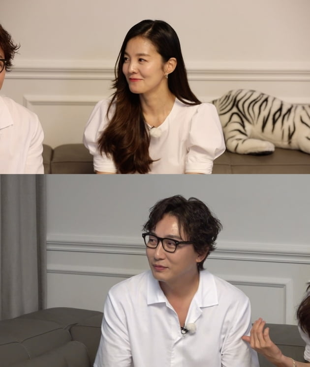 '유랑마켓' 김성은 탁재훈 / 사진 = JTBC 제공