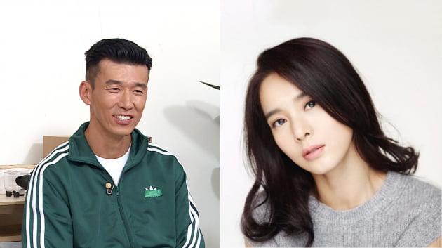 가수 션(왼쪽), 그의 배우자 정혜영/ 사진=KBS2 제공
