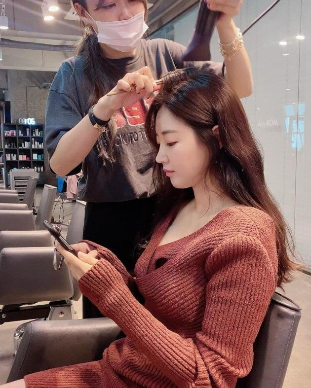 배우 김사랑 / 사진=인스타그램