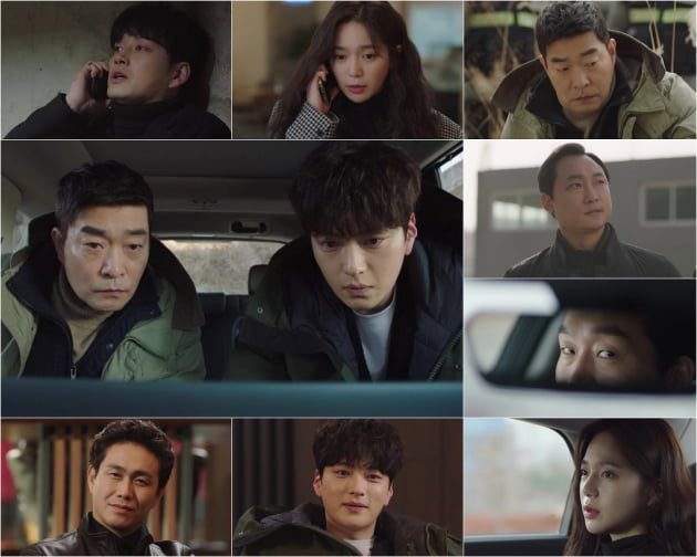 '모범형사' 3회/ 사진=JTBC 제공