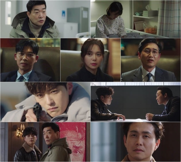 '모범형사' 방송 화면/사진제공=JTBC