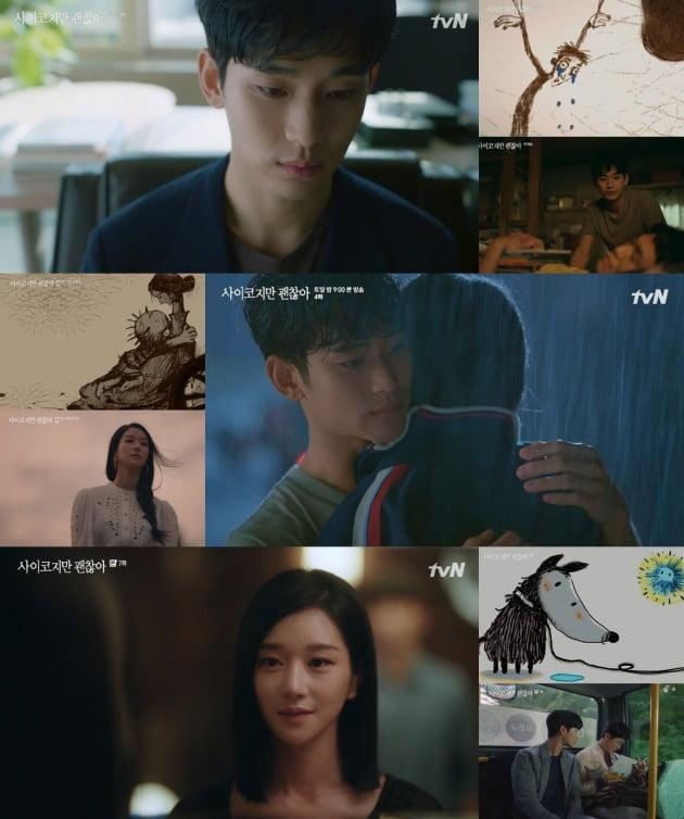 '사이코지만 괜찮아'./사진제공=tvN