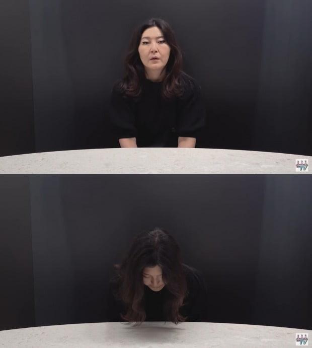 스타일리스트 한혜연/ 사진=유튜브 '슈스스TV' 캡처