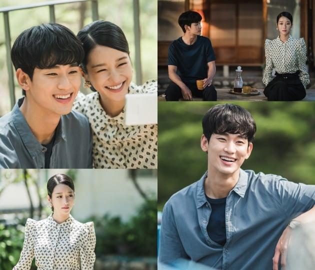'사이코지만 괜찮아' 김수현, 서예지 / 사진제공=tvN