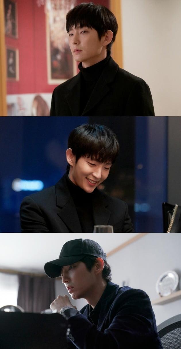 '악의 꽃' 이준기 스틸컷./사진제공=tvN