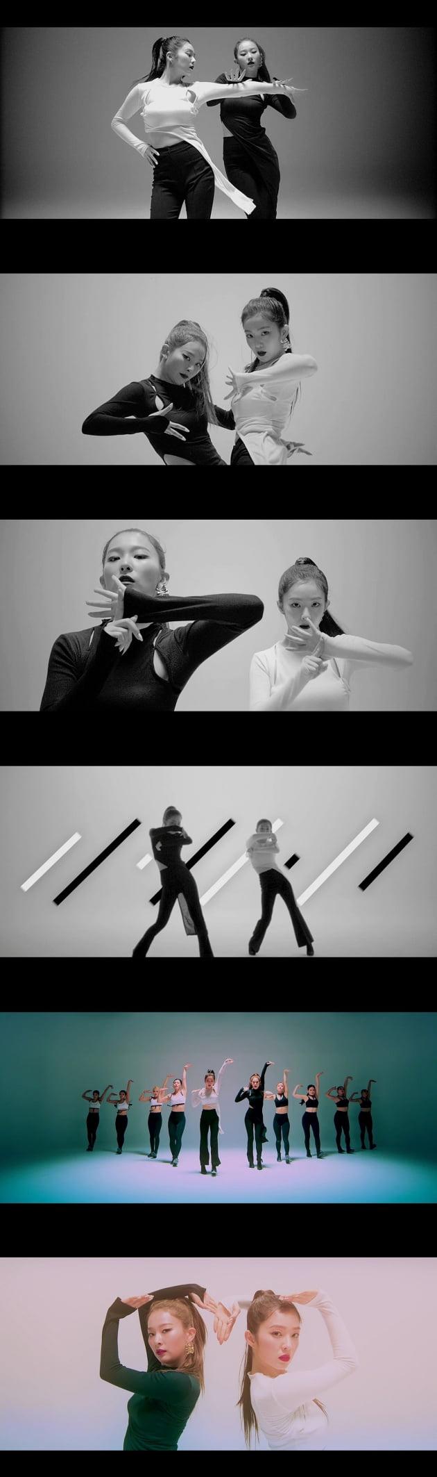 레드벨벳-아이린&슬기 '놀이 (Naughty)' 스페셜 비디오 캡처 이미지