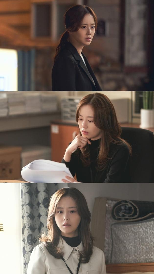 '악의 꽃' 문채원 스틸컷/ 사진=tvN 제공