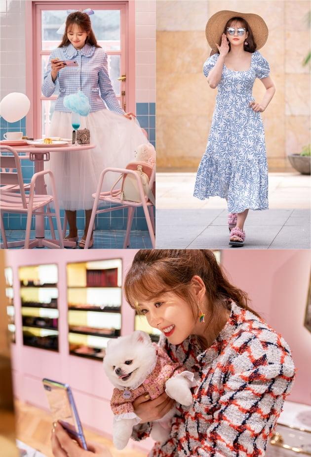 '도도솔솔라라솔' 고아라 스틸컷/ 사진=KBS2 제공