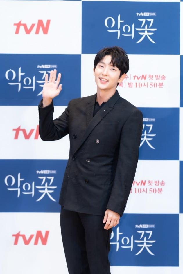 '악의꽃' 배우 이준기/ 사진=tvN 제공