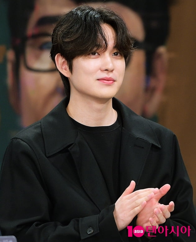 [TEN 포토] '십시일반' 최규진, '드라마 속 외모 담당!'