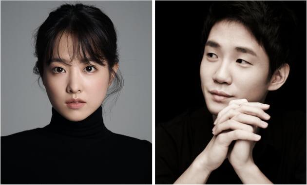배우 박보영-피아니스트 임동혁./ 사진제공=제천국제음악영화제