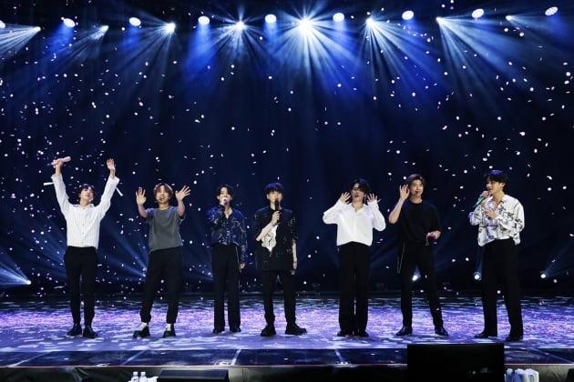 그룹 방탄소년단의 실시간 온라인 공연 '방방콘 The Live' / 사진제공=빅히트엔터테인먼트