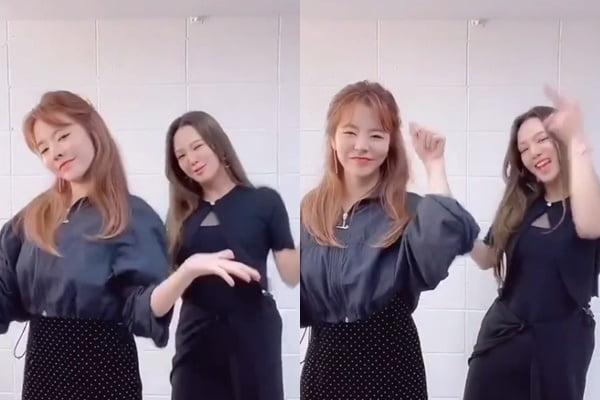 소녀시대 써니 효연 / 사진 = 써니 인스타그램